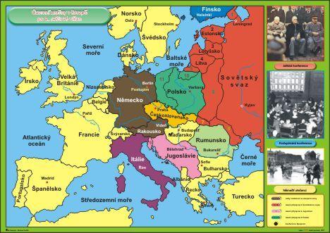 1945 europa: